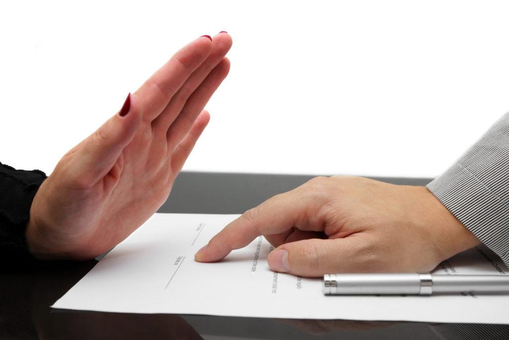 как отказаться от страховки в почта банке