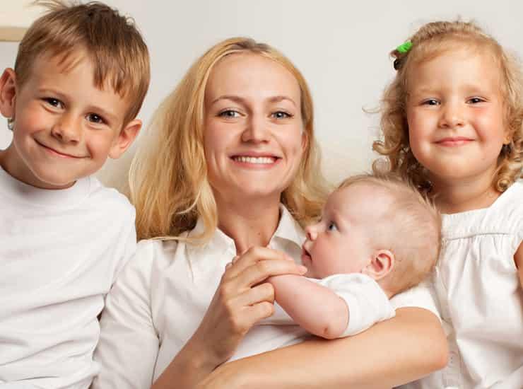 материнские выплаты на третьего ребенка