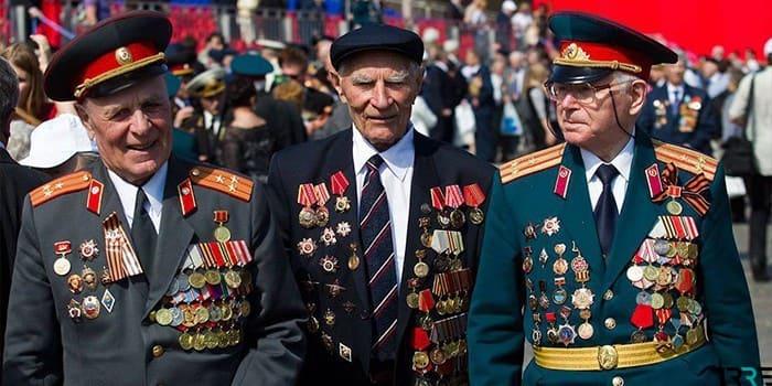 пенсия военнослужащих повышение