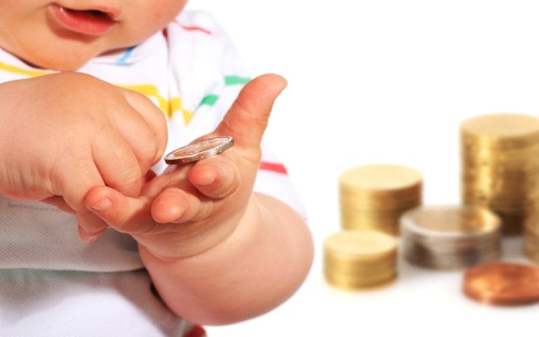 единоразовое пособие на 2 ребенка